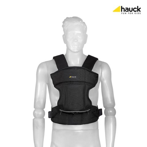 Hauck - Кенгуру 3 way carrier - Black
