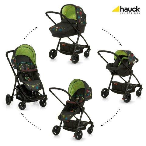 Hauck 2014 - Детска количка London Set - Cross