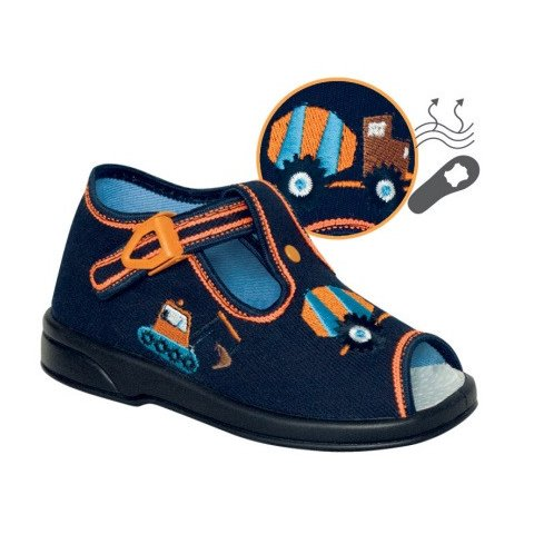 Zetpol - Детски обувки - Матеуш 2526