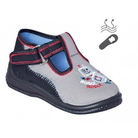 Zetpol - Детски текстилни обувки Толек