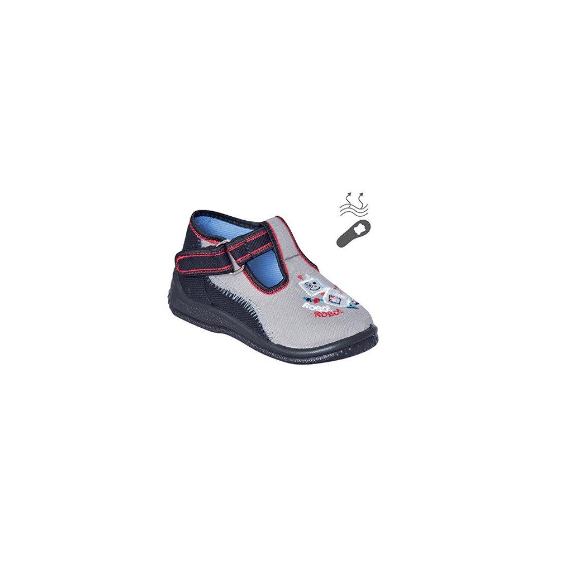 ae38cb66f35 Zetpol - Детски текстилни обувки Толек 1963