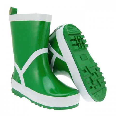 Playshoes - Детски гумени ботуши - Зелени