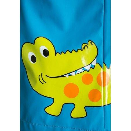 66f31f5c8b6 Playshoes - Детски дъждобран - Крокодил