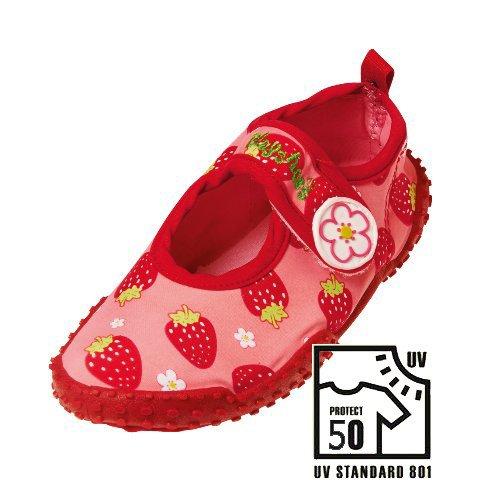 Playshoes - Детски аква обувки - Ягодки