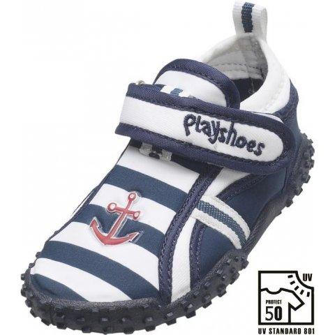 Playshoes - Детски аква обувки - Моряк