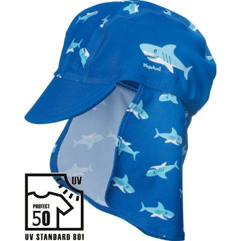 Playshoes - Лятна шапка с козирка - Океан