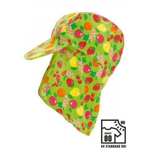 Playshoes - Лятна шапка с козирка - Плодчета