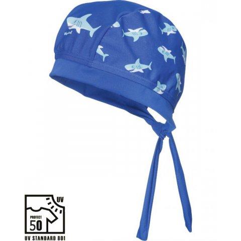 Playshoes - Лятна шапка - Акула
