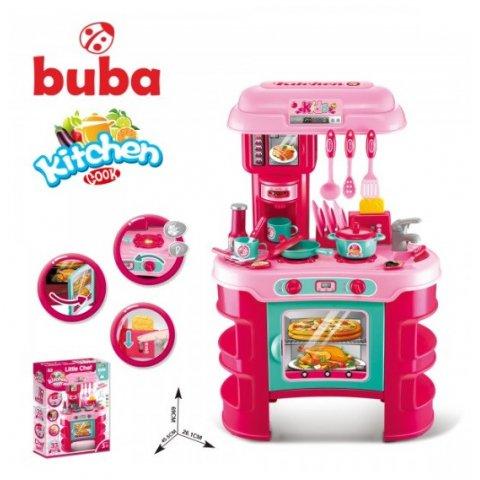 Buba - Kitchen Cook детска кухня розова