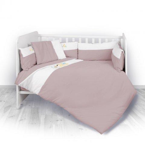 Lorelli - Спален комплект от трико Za-za Jersey - Бежов