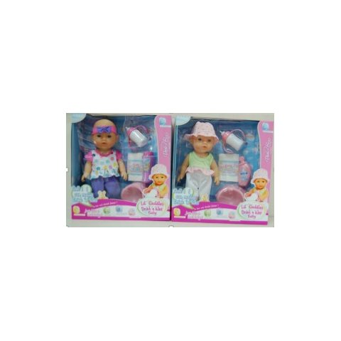 Sum Sum - Пишкаща Кукла с гърне 30 см