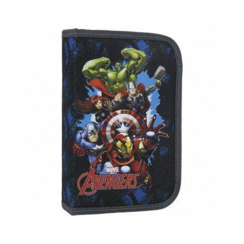 Derform - Avengers Несесер с 1 цип и 2 клапи Празен