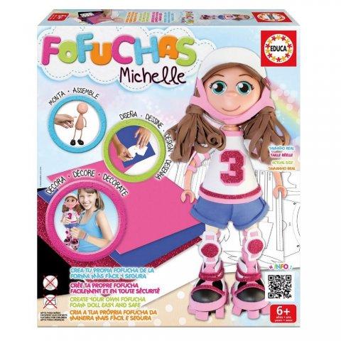 Educa - Кукла  Fofucha Michelle (Skater)