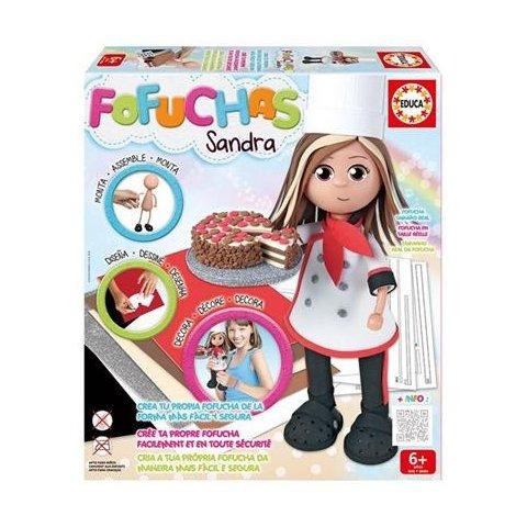 Educa - Кукла Fofucha Sandra Chef