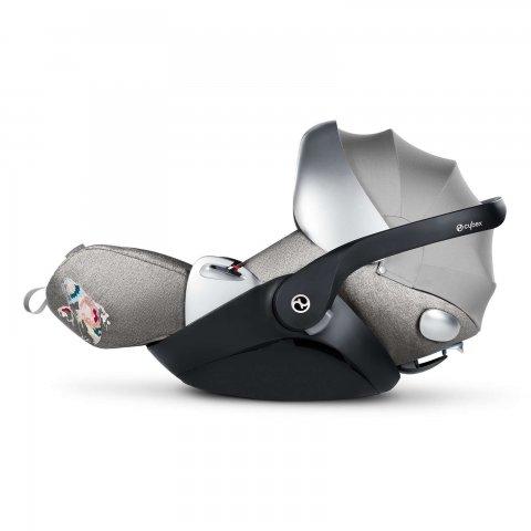 Cybex - Столче за кола  Cloud Q Fashion Edition Koi mid grey