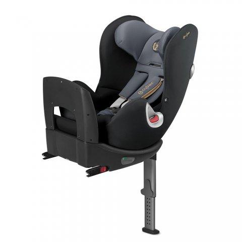 Стол за кола - Cybex Sirona Graphite Black 2017