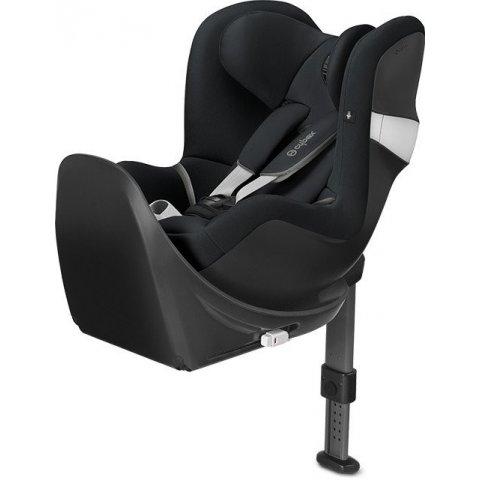 Стол за кола - Cybex Sirona M2 i-Size Lavastone black без база