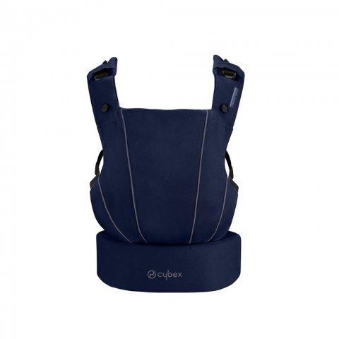 Ергономична раница  - Cybex Maira Denim blue