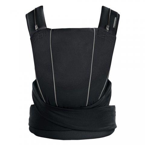 Ергономична раница  - Cybex Maira tie Lavastone black