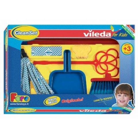 Faro - Комплект за почистване кутия Виледа