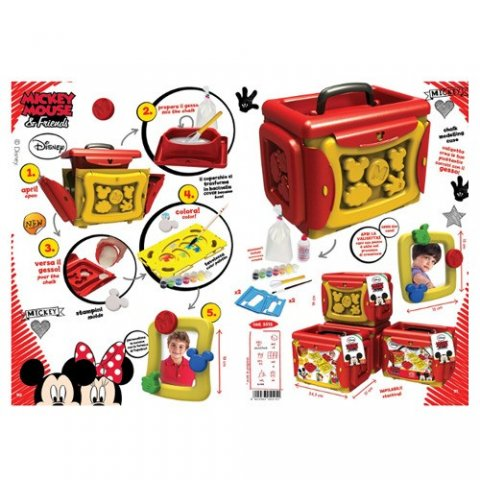 Faro - Комплект отливки кутия Мики Маус