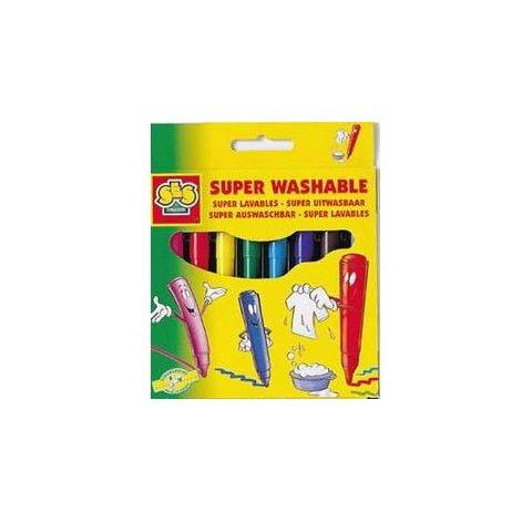SES - 8 Цвята маркери