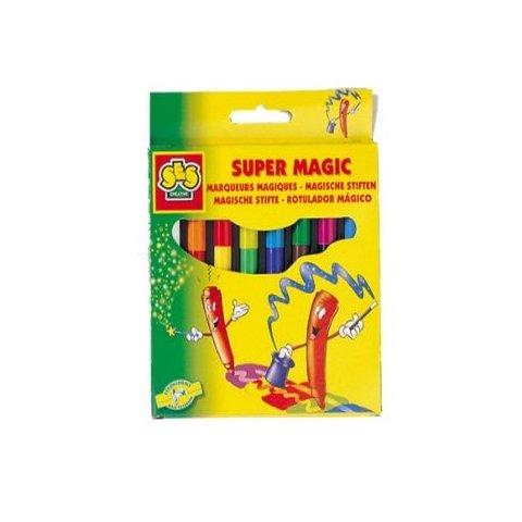 SES - 8 Цвята магически маркери