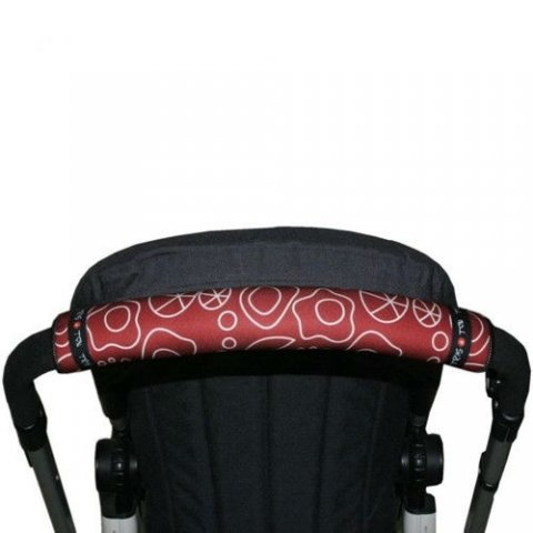 Tris & Ton - Протектор за хоризонтална дръжка на количка, цяла Tris
