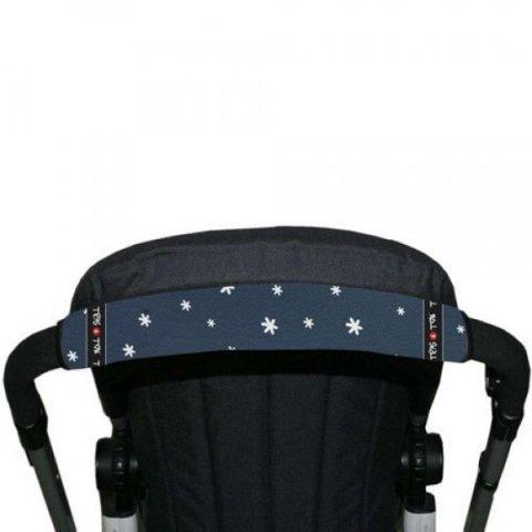 Tris & Ton - Протектор за хоризонтална дръжка на количка, цяла Приятели