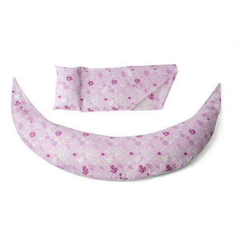 Nuvita - DreamWizard 10в1 възглавница за бременност и кърмене розова