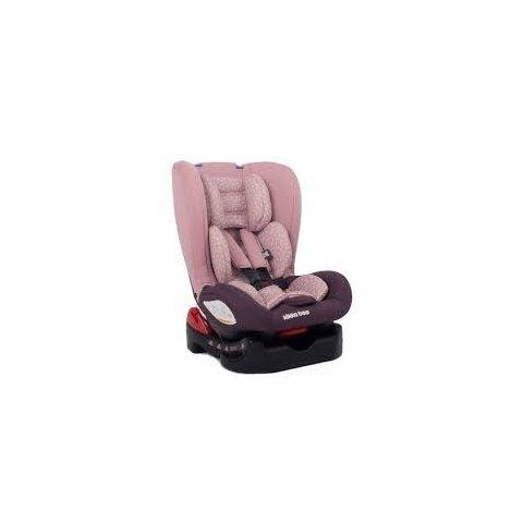 Kikka Boo - Столче за кола Vintage Butterfly Dark Pink