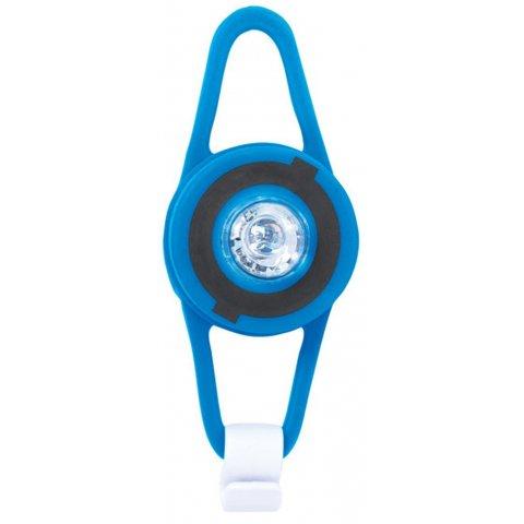 Globber - LED фенерче - син