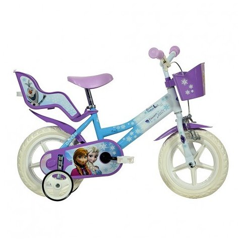 Dino Bikes - Детско колело FROZEN 2 12'' 8006817902706