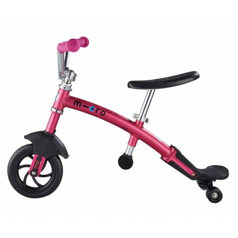 Micro - G-Bike Chopper колело за баланс Deluxe Pink
