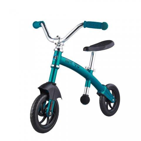 Micro - G-Bike Chopper колело за баланс Deluxe Aqua