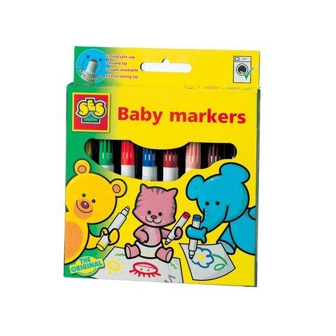 SES - Флумастери за малки деца