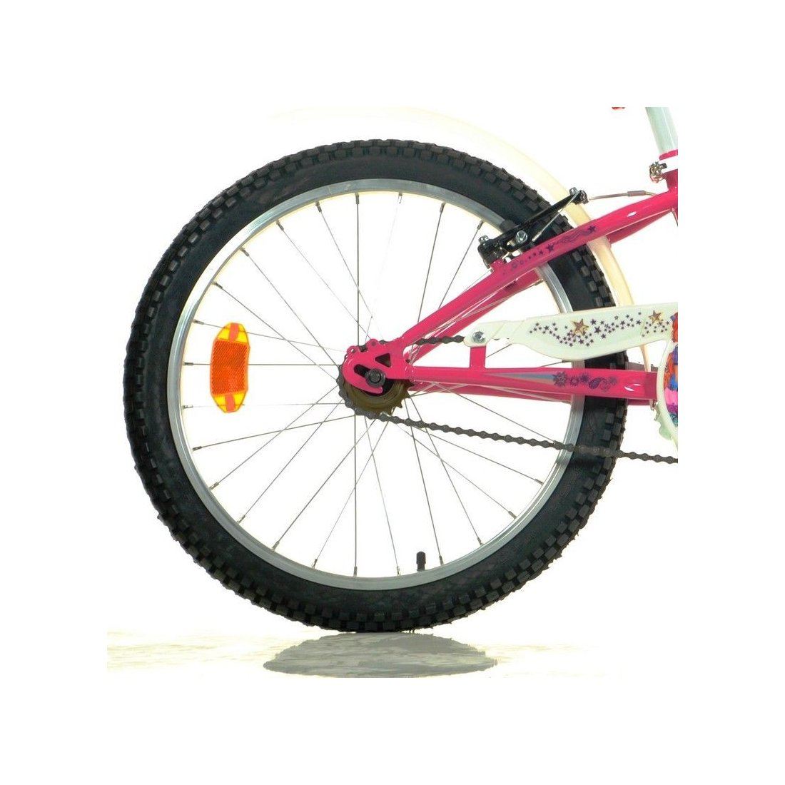Dino Bikes - Колело Уинкс 20 инча