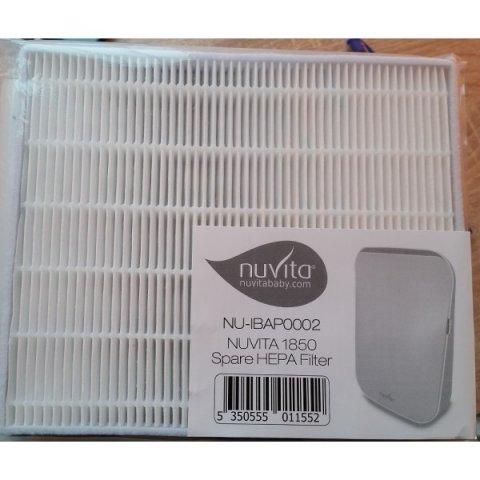 Nuvita - Хепа филтър за въздухопречиствател