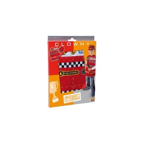 SES - Карнавален костюм Автомобилен състезател