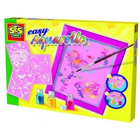 SES - Комплект за оцветяване