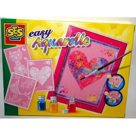 SES - Комплект за оцветяване Сърце