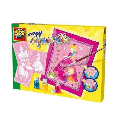 SES - Комплект за оцветяване Принцеса