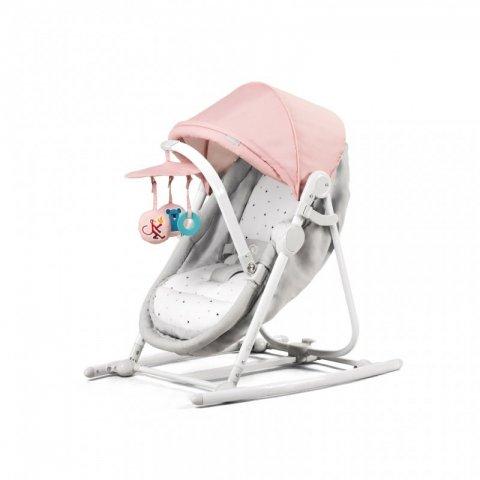 KinderKraft - Unimo люлка 5в1 розова