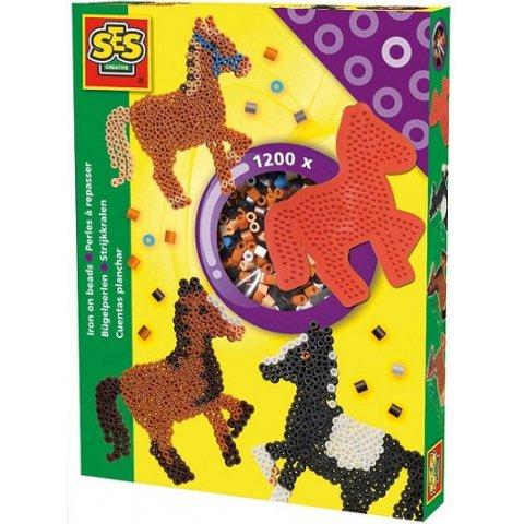 SES - Мъниста коне