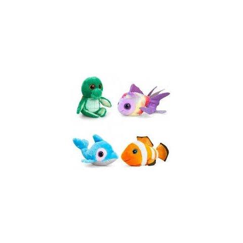 Keel Toys - Анимотсу, Морски животни, асортимент, 15 см