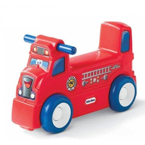 Little Tikes - Пожарникарски мотор за яздене