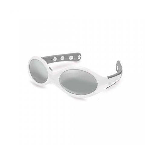 Visiomed - Слънчеви очила 0-12 месеца - Reverso Space - бяло/сиво 2018