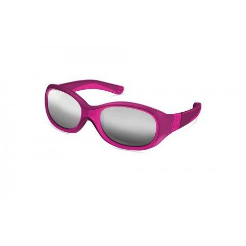 Visiomed - Слънчеви очила 2-4 години - Luna - розов/лилав мат