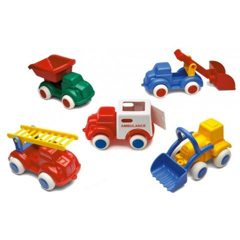 Viking Toys - Камиончета Макси - 14 см