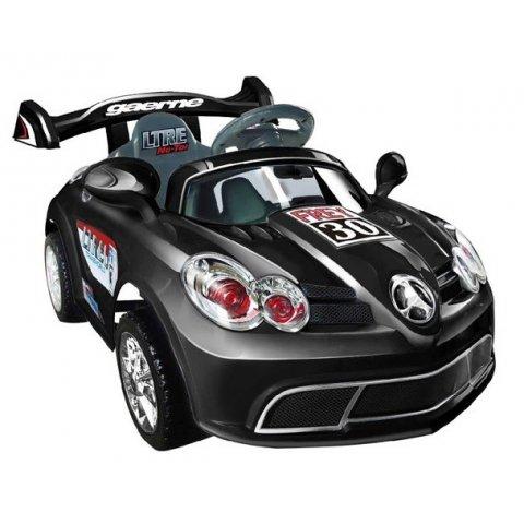 Акумулаторна кола - Мерцедес - Черна